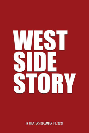 West Side Story (2021) Movie Poster