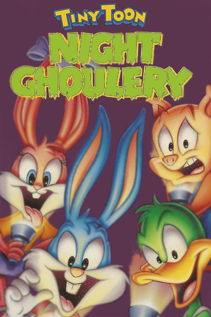 Tiny Toon Night Ghoulery Poster